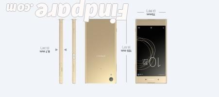 SONY Xperia XA1 Plus G3416 smartphone photo 1