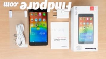 Lenovo K3 Note Angelic Voice smartphone photo 4