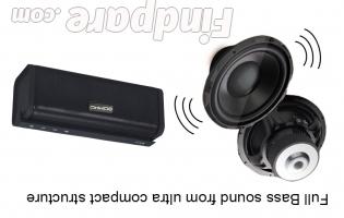 SOMHO S311 portable speaker photo 3