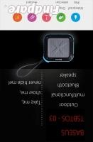 BASEUS TSBTOS-03 portable speaker photo 8