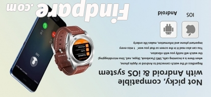 NO.1 S9 smart watch photo 7