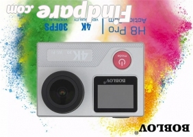BOBLOV H8 Pro action camera photo 2