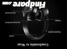 MARROW 305B wireless headphones photo 2