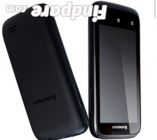Lenovo A560 smartphone photo 2
