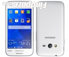 Samsung Galaxy V Plus SM-G318 smartphone photo 2