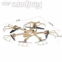 MJX X601H drone photo 12
