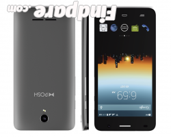 Posh Mobile Kick Pro LTE L520 smartphone photo 3