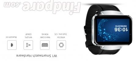 IMACWEAR W1 smart watch photo 4