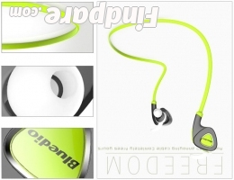 Bluedio Q5 wireless earphones photo 12