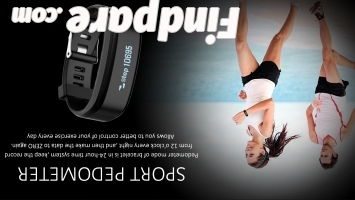 NO.1 F1 Sport smart band photo 13