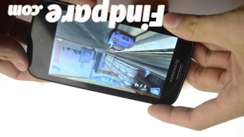 Lenovo A760 smartphone photo 2
