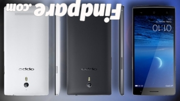 Oppo Find 7a smartphone photo 1