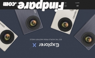 Elephone REXSO Explorer X action camera photo 1