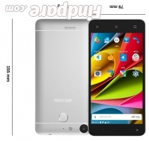 Archos 55b Cobalt smartphone photo 2