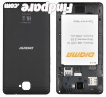 Digma Vox S505 3G smartphone photo 2