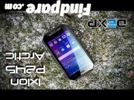DEXP Ixion P245 Arctic smartphone photo 3