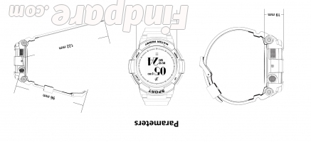 NO.1 F6 smart watch photo 10