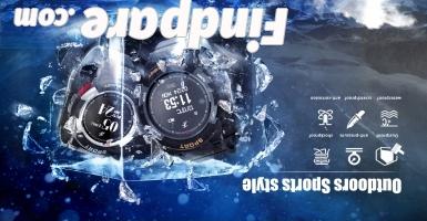 NO.1 F6 smart watch photo 1