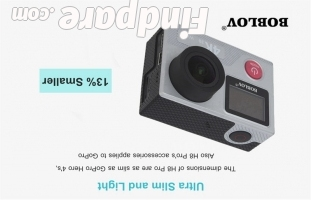 BOBLOV H8 Pro action camera photo 5