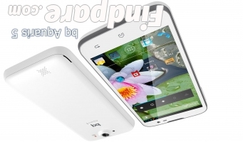 BQ Aquaris 5 Blanco smartphone photo 1