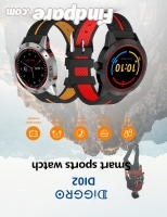 Diggro DI02 smart watch photo 1