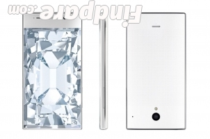 Sharp Aquos Crystal smartphone photo 1