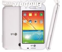 LG L40 Single Sim smartphone photo 3