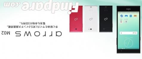 Fujitsu Arrows M02 smartphone photo 8