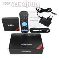 NEXBOX A95X - B7N 1GB 8GB TV box photo 5