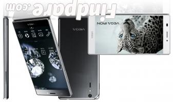 Pantech Vega Iron 2 smartphone photo 2