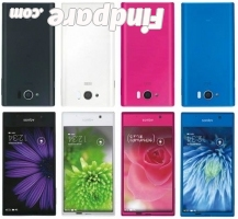 Sharp Aquos Serie mini SHV31 smartphone photo 6