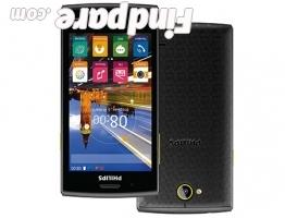 Philips S307 smartphone photo 3