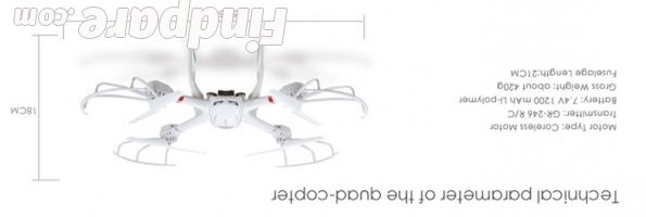 MJX X101 drone photo 5