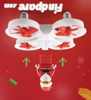 JJRC H67 Flying Santa Claus drone photo 3