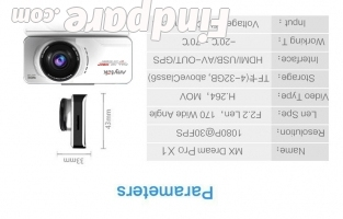 Anytek AT66A Dash cam photo 8