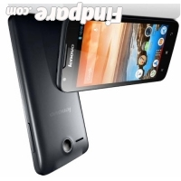 Lenovo A680 smartphone photo 1