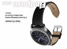 Samsung Gear S3 smart watch photo 4