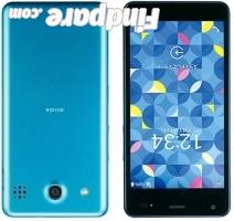 Kyocera miraie f KYV39 smartphone photo 1