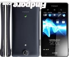 SONY Xperia T smartphone photo 2