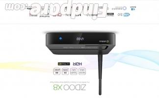Zidoo X8 2GB 8GB TV box photo 1