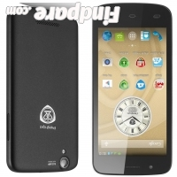 Prestigio MultiPhone 5504 DUO smartphone photo 2
