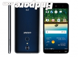 ZTE Blade X Max Z983 smartphone photo 1