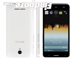 Posh Mobile Kick Pro LTE L520 smartphone photo 2