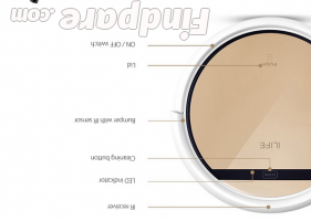 ILIFE V5S Pro robot vacuum cleaner photo 3
