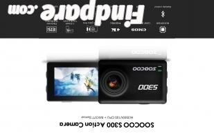 SOOCOO S300 action camera photo 1