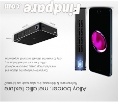AODIN M9 portable projector photo 3