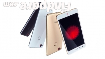 ZTE Nubia Z11 mini NX529J smartphone photo 5