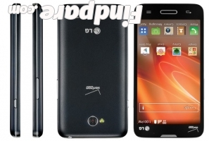 LG Optimus Exceed 2 smartphone photo 4