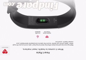 LEMFO Y11 Sport smart band photo 5
