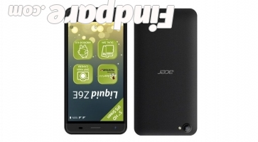 Acer Liquid Z6E smartphone photo 1